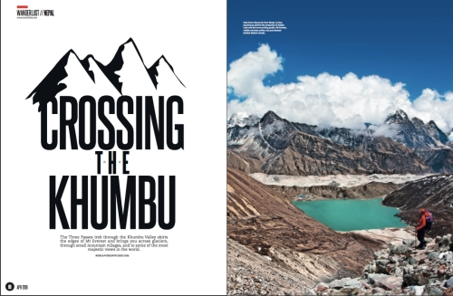 crossing the khumbu 1