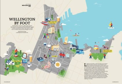 wellington by foot 1