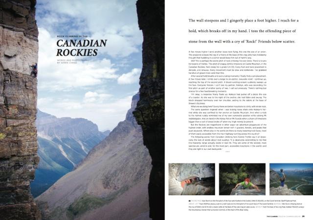 Climber Rockies 1