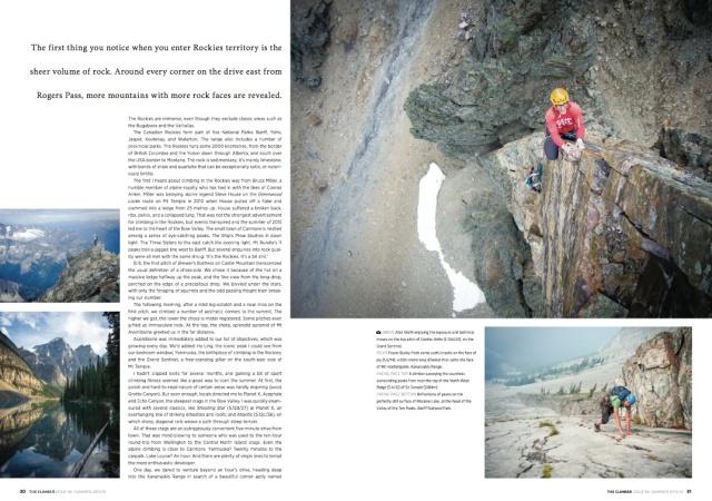 Climber Rockies 2