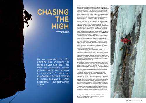 01. chasing the high 01