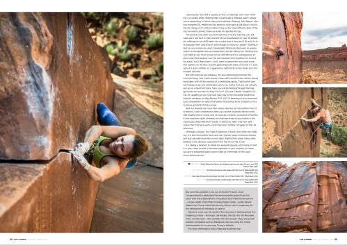 climber 105 - indian creek 3