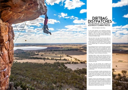dirtbag dispatches 21 - australia 1