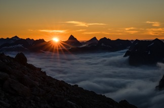 DerekCheng_AG_sunset over Darran Mountains_Fiordland_Jan2021